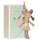 Maileg Mouse in Matchbox - Tooth Fairy Girl