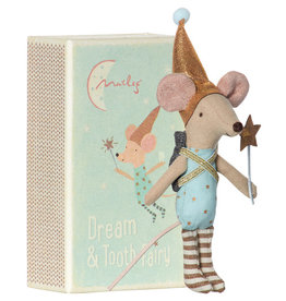 Maileg Mouse in Matchbox - Tooth Fairy Boy
