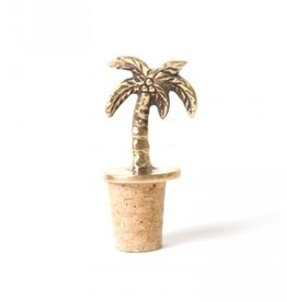 À La Bottle Stopper - Palm Tree