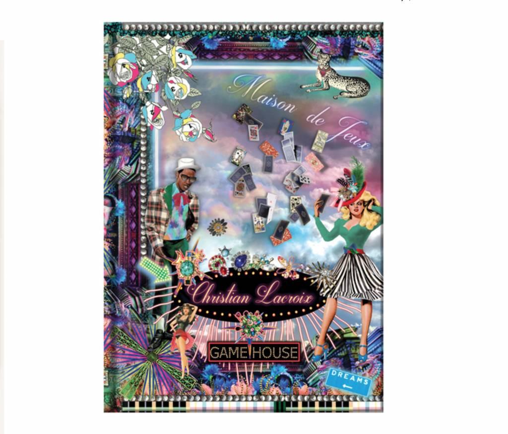 Christian Lacroix Journal Fête Vos Jeux Hardbound - B5