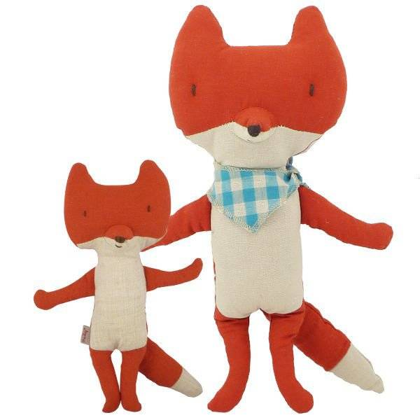 Maileg Cuddle Toy - Fox