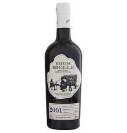 Bielle Bielle Vintage 2001 Small Batch Limited Edition rum