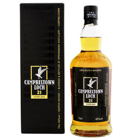 Campbeltown Loch 21 Years Old Blended