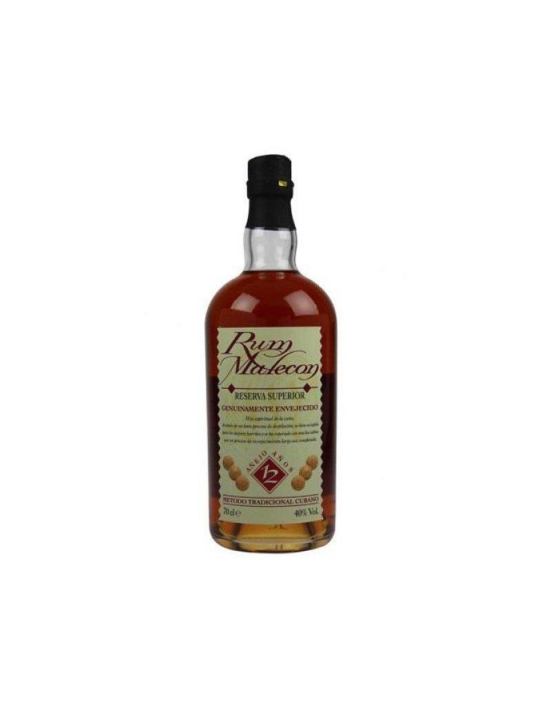Malecon Malecon Reserva Superior 12 years old rum 0,7L