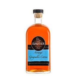 Isautier Arrangé Gingembre Citron 0,5L
