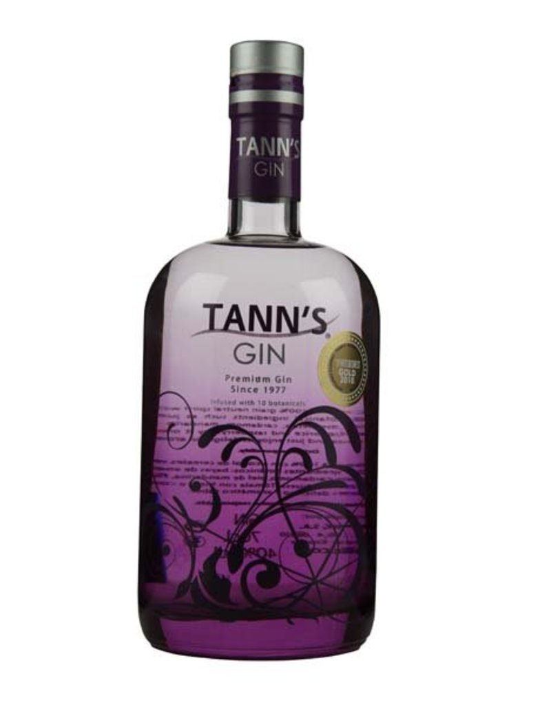 Tanns Tanns Gin 700ml 40,0% Alcohol