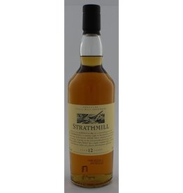 Strathmill 12 Years Old Flora & Fauna 700ml