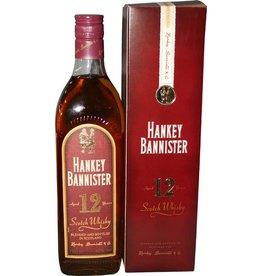 Hankey Bannister Hankey Bannister 12 Years Old Blended Whisky 700ml Gift box