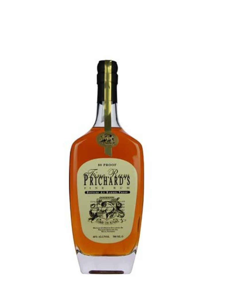 Prichards 700 ml Rum Prichard's Fine Rum