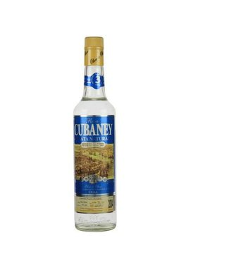 Cubaney Cubaney Plata Natural 3 Year Old Rum