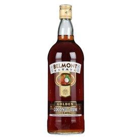 Belmont Rum Belmont Estate Gold Coconut Rum Liter - St. Kitts