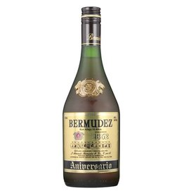 Bermudez Bermudez Aniversario 12 Years Old 700ml Gift box