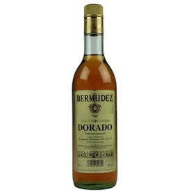 Bermudez Rum Bermudez El Dorado