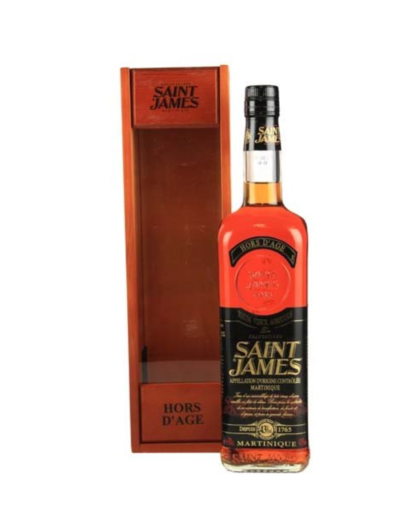Saint James Saint James Hors D'Age 700ml Gift box
