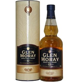 Glen Moray Glen Moray 12 Years Old 700ml Gift box
