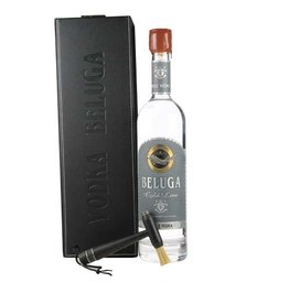 Beluga Beluga Gold Vodka 700ml Gift box