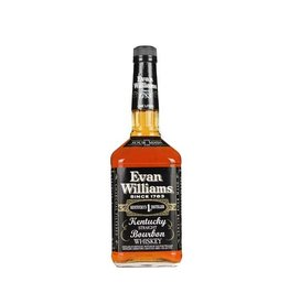 Evan Williams Bourbon Whiskey Evan Williams Kentucky Straight Bourbon