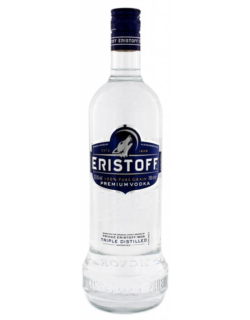 Eristoff Eristoff Vodka 1,0L 37,5% Alcohol