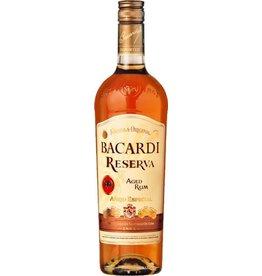 Bacardi Rum Bacardi Reserva Liter - Puerto Rico