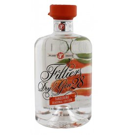 Filliers Dry Gin 28 Tangerine Seasonal Edition 500ML