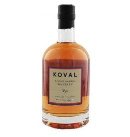 Koval Rye Whiskey 500ML