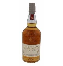 Glenkinchie Glenkinchie 12 Years Old 200 ml Gift box