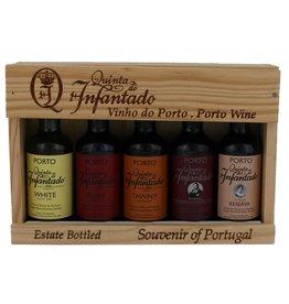 Quinta do Infantado Porto Miniatures 5x50ml Gift box