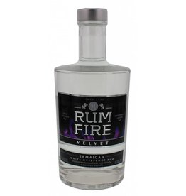 Rum Fire Velvet Overproof 350ML
