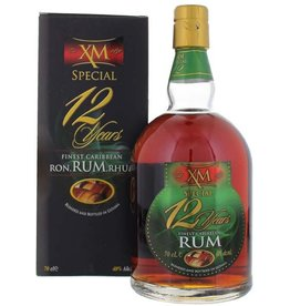 XM XM 12 Years Old Special 700ml Gift box