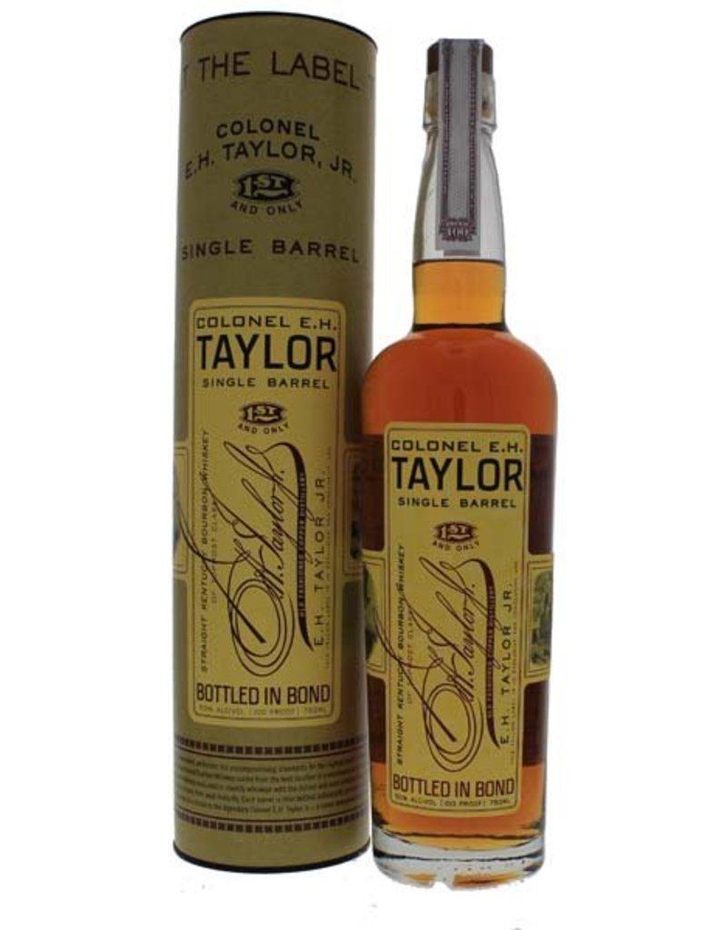 E.H. Taylor Straight Rye 750ml -US- / Gift box