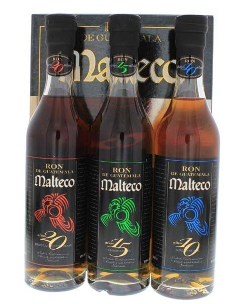 Malteco Malteco Triple Pack 3x200ML