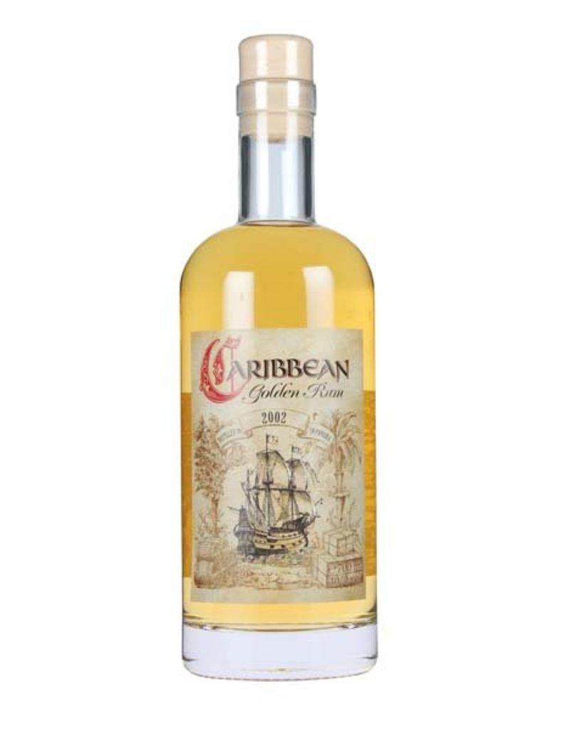 Caribbean Caribbean Golden Rum 2002 0,7L 40,0% Alcohol