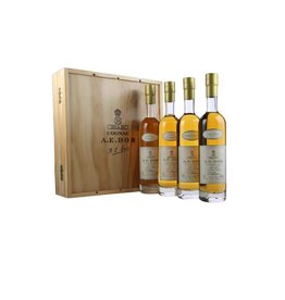 A.E. Dor A.E. Dor Cognac Coffret Seasons 4x200 ml Gift box