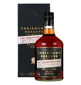 Chairmans Chairman's Reserve The Forgotten Casks 700ml Gift box