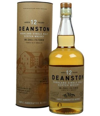 Deanston Deanston 12 Years Old Malt Whisky 700ml Gift box