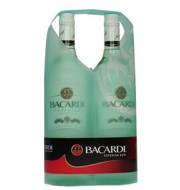 Bacardi Bacardi Superior Twinpack