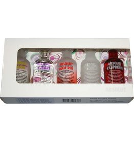 Absolut Vodka Absolut 5-pack