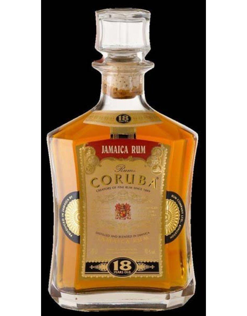Coruba 700 ml Rum  Coruba 18 Y.O. - Jamaica