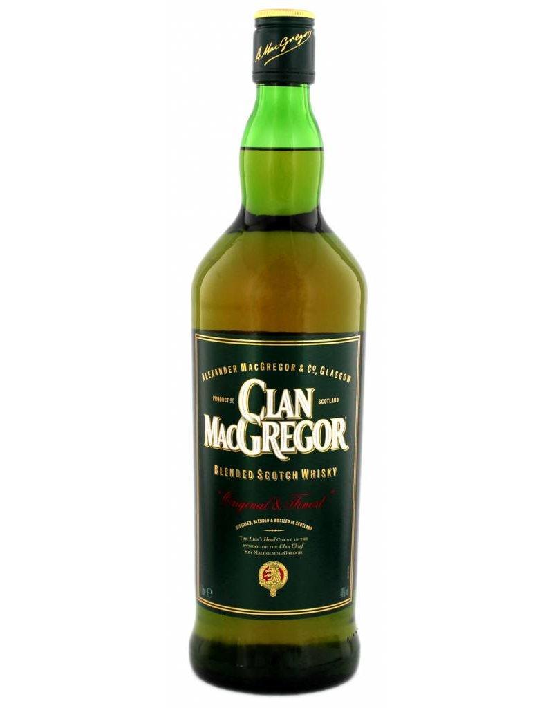 Clan McGregor 1000 ml Whisky Clan McGregor Blended Whisky