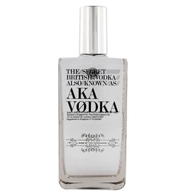 AKA The Secret British Vodka 70 cl