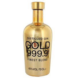Gin Gold 999.9 70 cl