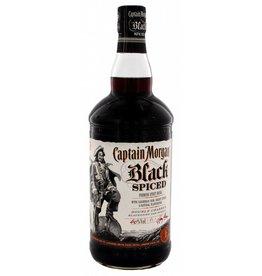 Captain Morgan Captain Morgan Black Spiced 1.0 liter