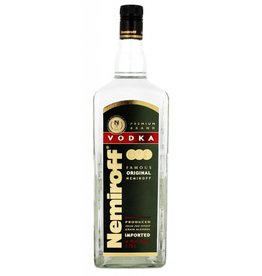 Nemiroff Vodka Original 1.75 Liter
