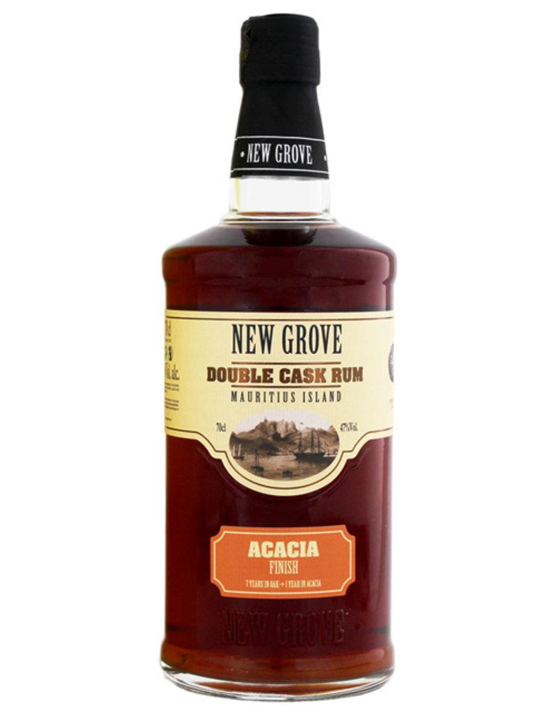 New Grove Double Cask Acacia Finish 0,7L -GB-
