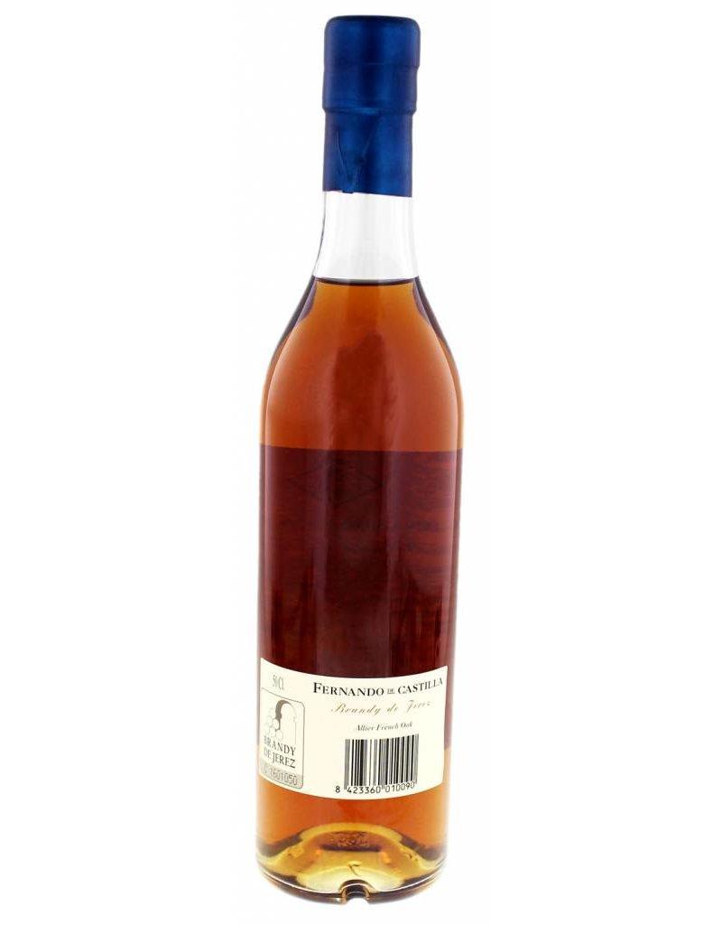 Fernando de Castilla Fernando de Castilla Solera Gran Reserva Allier Oak 0,5L 39,7% Alcohol