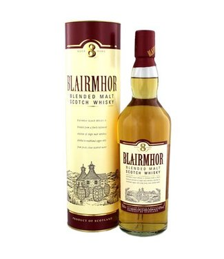Blairmhor Blairmhor 8YO Blended Malt Whisky 700ml Gift box