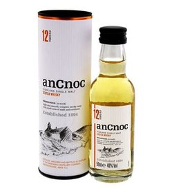 An Cnoc An Cnoc 12 Years Old Malt Whisky Miniatures 50ml Gift box