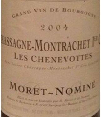 Moret-Nomine 2004 Moret-Nomine Chassagne Montrachet 1 er Cru Les Chenevottes