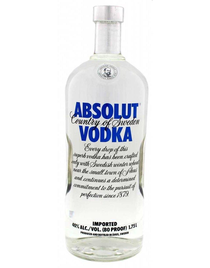 Absolut Absolut Vodka Blue 1,75L 40,0% Alcohol