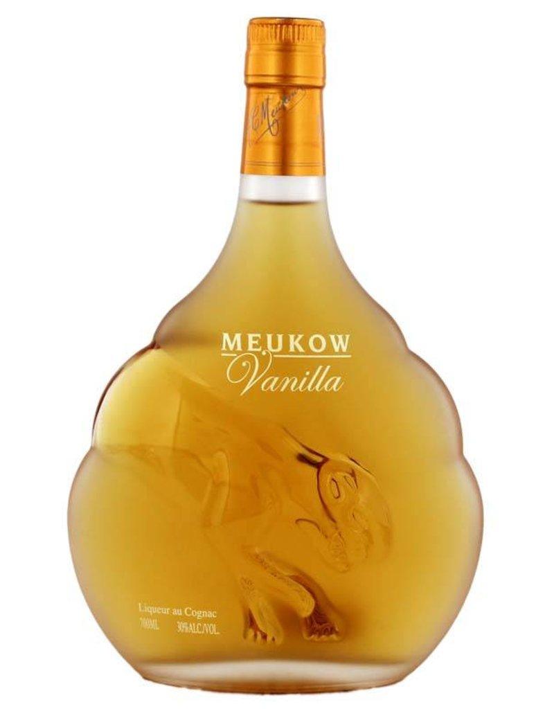 Meukow 700 ml Cognac Meukow Vanilla